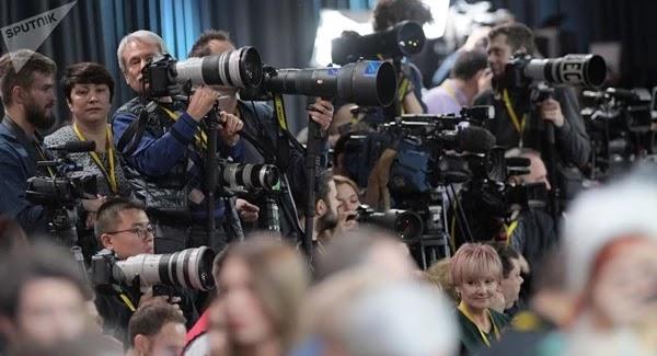 A ONG relata que jornalistas brasileiros se tornaram alvos constantes de apoiadores do presidente Jair Bolsonaro, nas redes sociais e atuando em coberturas.