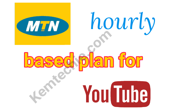 MTN YouTube Hourly Plan : All you need to know