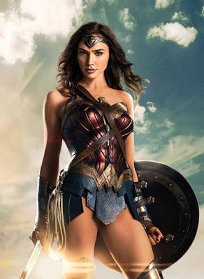 Una imagen de 'Wonder Woman'