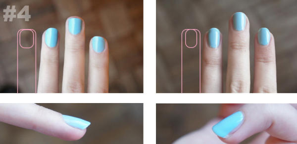 Rehab Your Nails: How to shape nails - Bee Polished