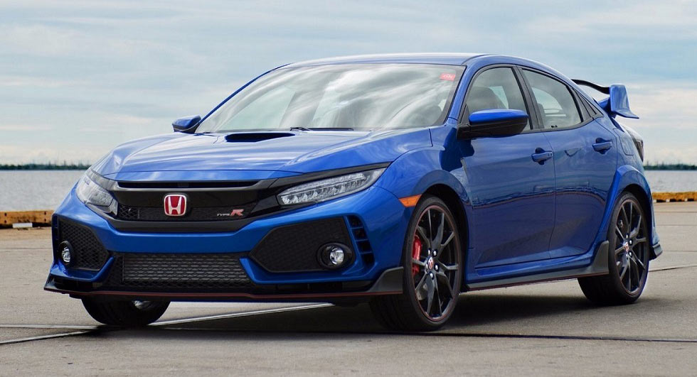 first honda civic type r sells for 200 000. Black Bedroom Furniture Sets. Home Design Ideas