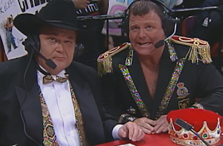 WWE / WWF In Your House 20: No Way Out of Texas - Jim Ross and Jerry Lawler