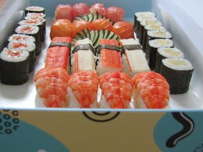 Sushi In A Box