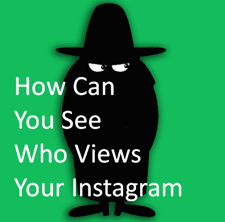 How Can You See Who Views Your Instagram