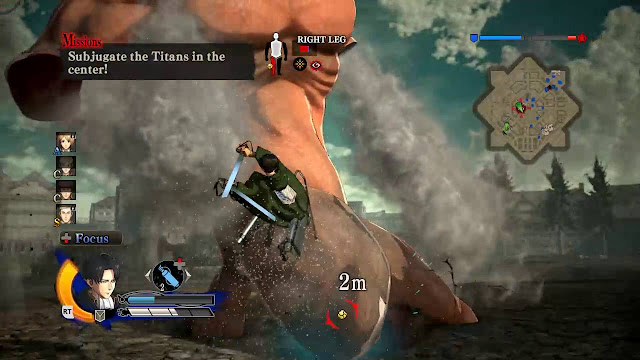 Download Attack on Titan Wings of Freedom Black Box