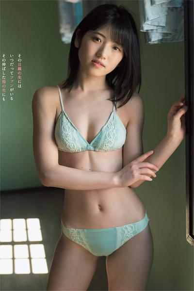 Yuiri Murayama 村山彩希, Weekly Playboy 2019 No.22 (週刊プレイボーイ 2019年22号)