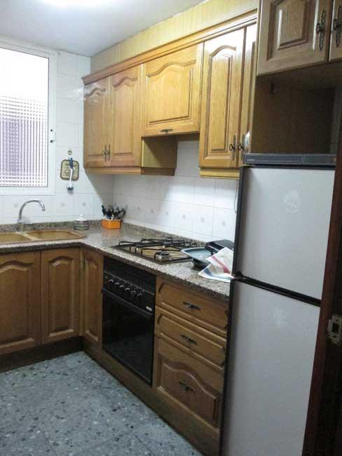 piso en venta calle benasal castellon cocina1