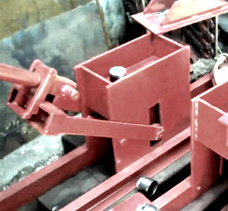 Cinva Ram soil block machine