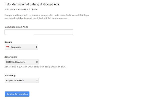 Cara Ampuh Riset Kata Kunci dengan Google Keyword Planner Tools/Google Adword