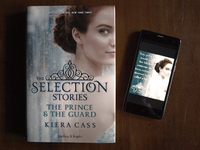 The selection kiera cass copertina