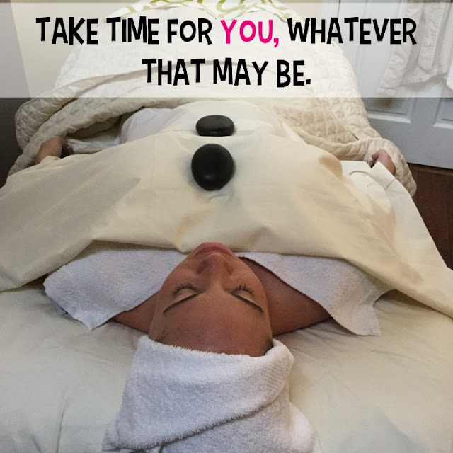 I love relaxing and do it whenever I can.  You see, a few years ago I was an overwhelmed teacher with a brand new combo class that I was hired for the day before school started.  I was playing catch-up all year and ended up in the hospital with exhaustion.