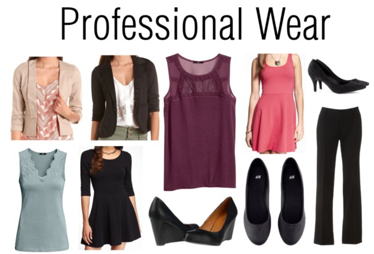 what to wear for dsw interview