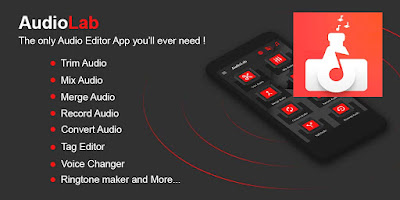 AudioLab – Audio Editor Recorder Apk for Android