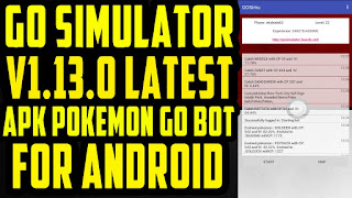 Pokemon Go Simulator v1.13.0 APK