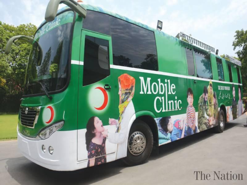 Ahmad Medix (Life Care): Mobile Clinic-Mobile Health Units