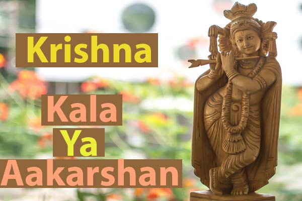 krishna meaning in hindi