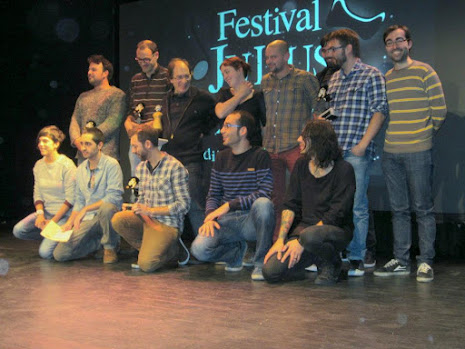 'Manual de amor' gana el Festival Julius 2012