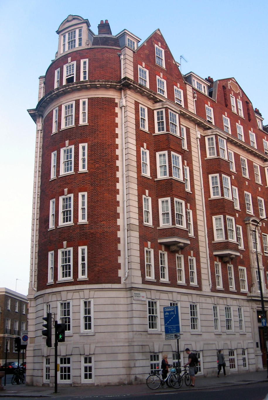 London 221b Baker Street
