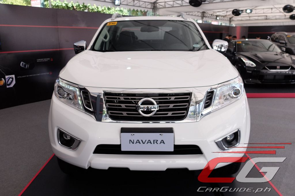 updated nissan philippines upgrades navara for 2018. Black Bedroom Furniture Sets. Home Design Ideas