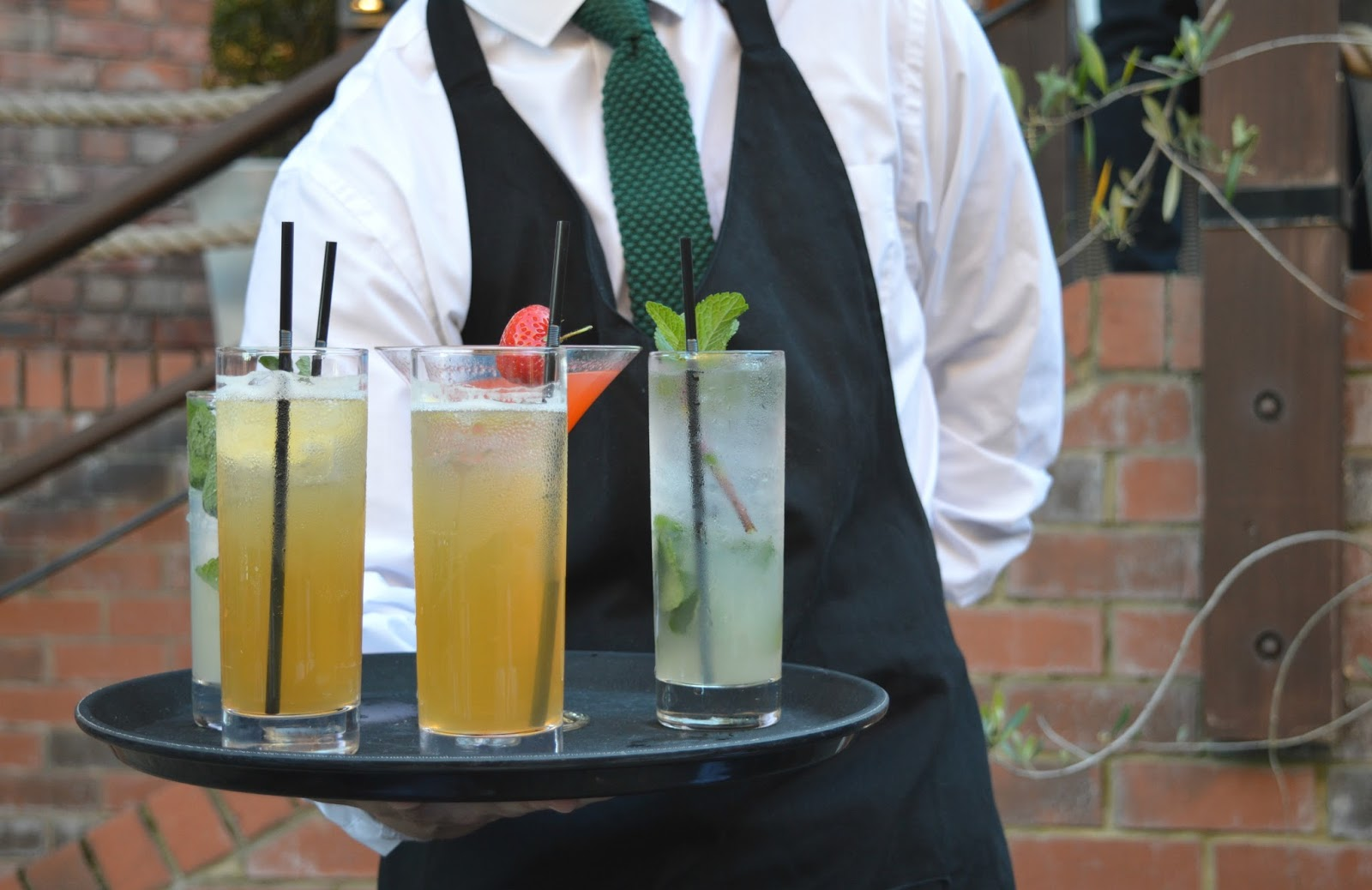 Summer on the Terrace at Hotel Du Vin, Newcastle
