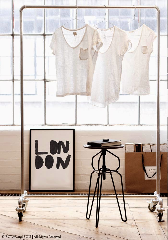bodie and fou london print