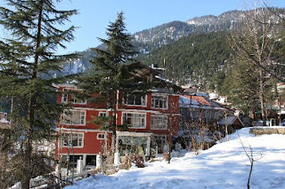 Hotel Greenfields Manali, Himachal Pradesh is a wonderful property to reside and refresh.