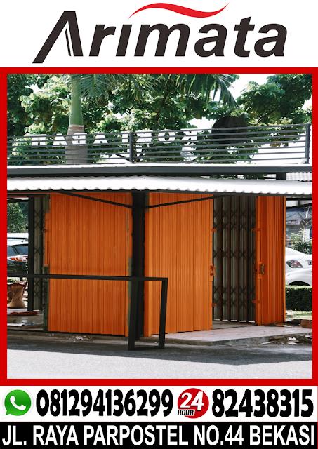 gambar untuk harga folding gate pulogadung