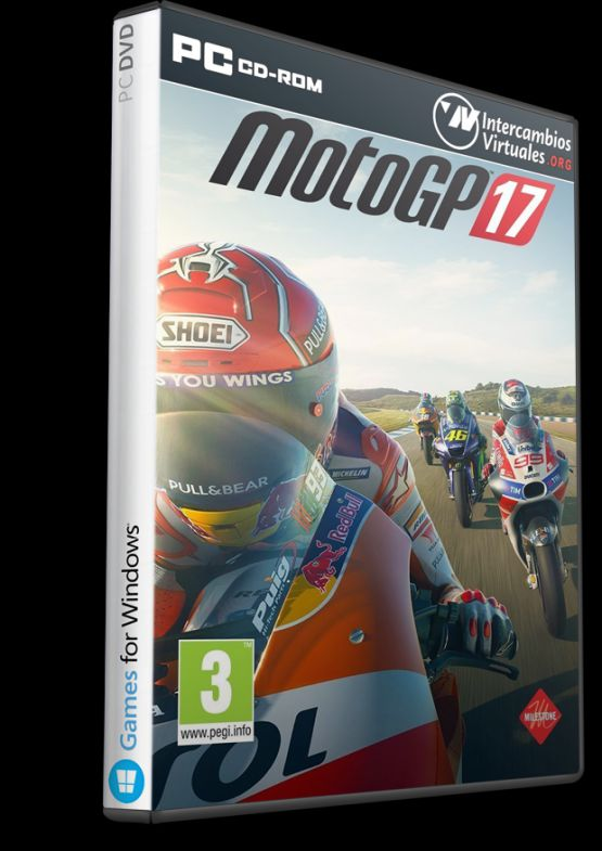Download MotoGP 17 for PC free full version