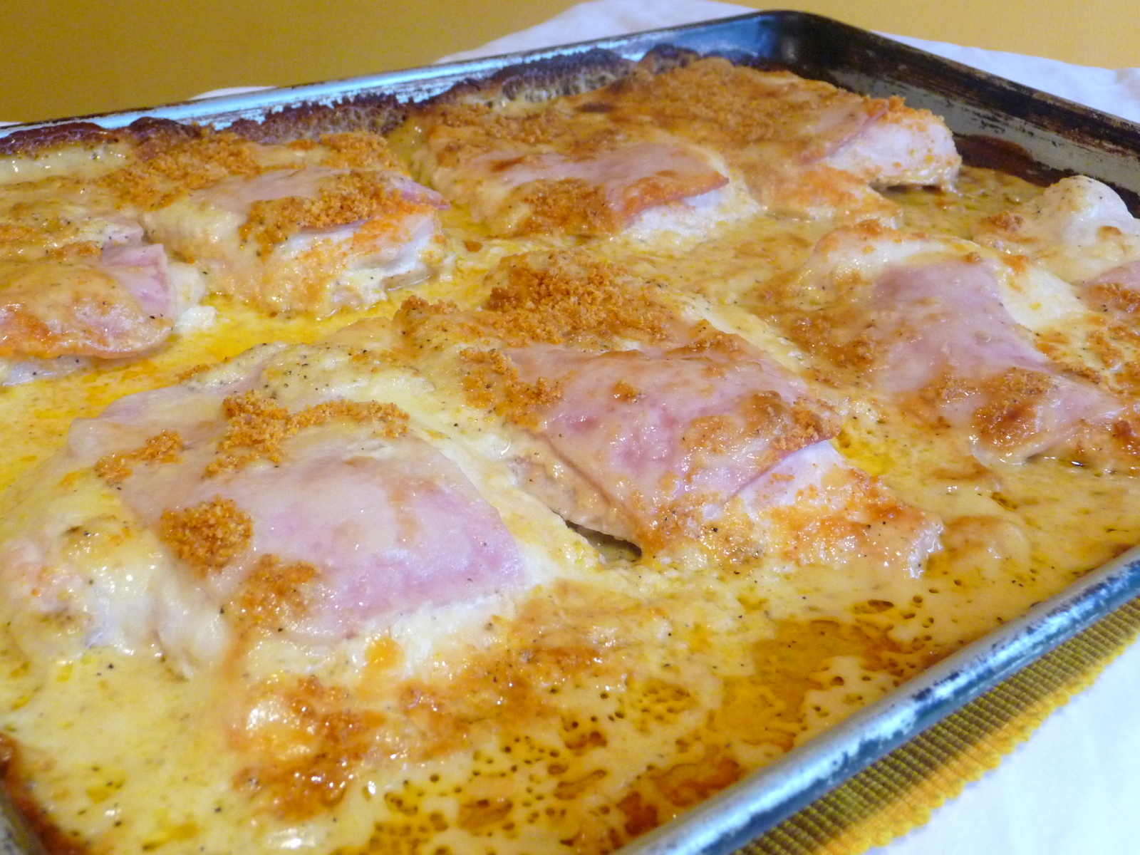 SPLENDID LOW-CARBING BY JENNIFER ELOFF: SWISS CHICKEN BAKE
