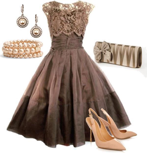 Moda Para Adolescentes Vestido De Festa De Casamento