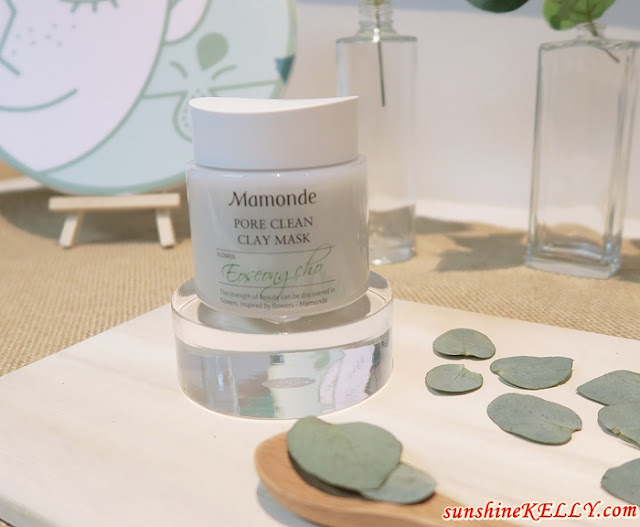 Mamonde Flower Facial Mask, Mamonde Flower Mask, Home DIY Facial Spa Tips, Mamonde Skincare, Korean Skincare