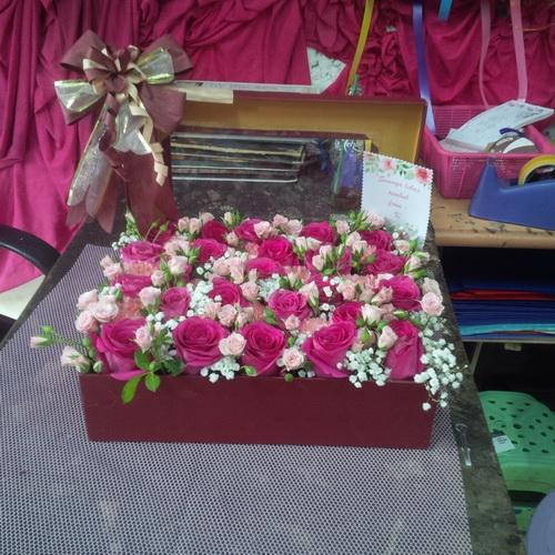 toko hand bouquet di surabaya