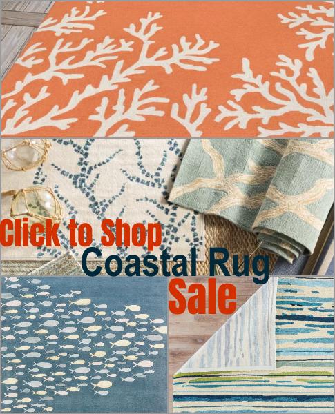 Coastal Rug Sale