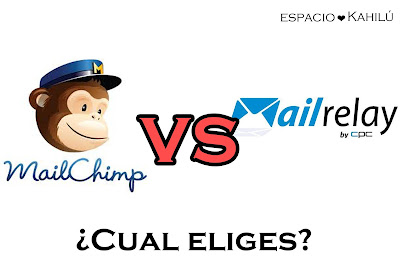 mailrelay vs mailchimp
