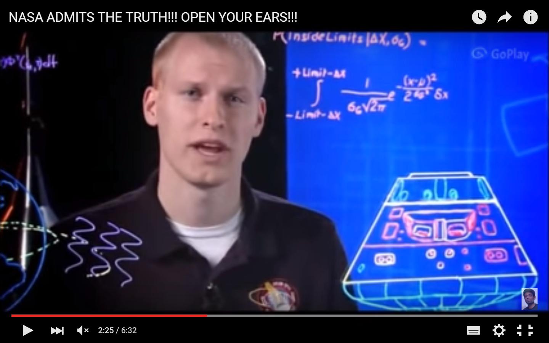 光明會 錫安長老會 聖羅馬帝國和NWO 及森遜密碼驗證: NASA承認真相!!! 打開你的耳朵!!!