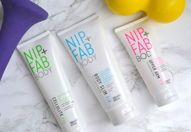 "BODY | ""Getting in Shape"" with the Nip+Fab Body Collection"