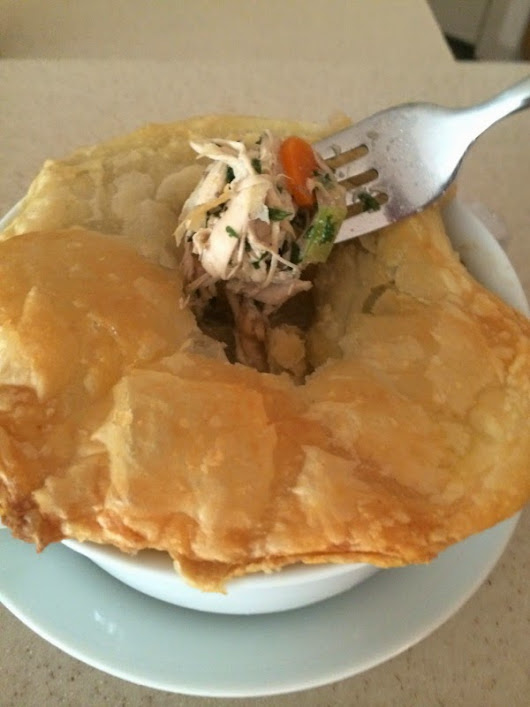 Kreepin' In the Kitchen: The most delicious, one pot, Chicken Pot Pie!