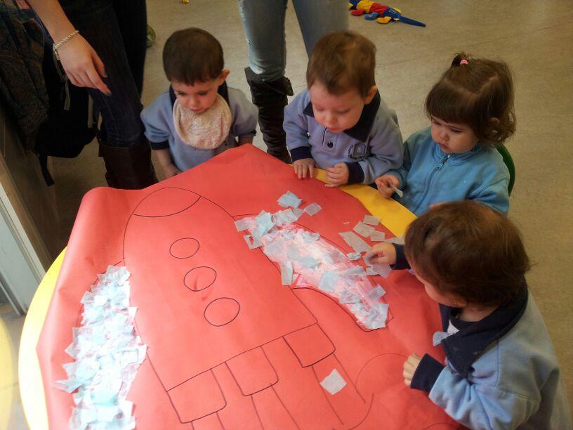 Colegio Santa Gema Galgani Educacion Infantil