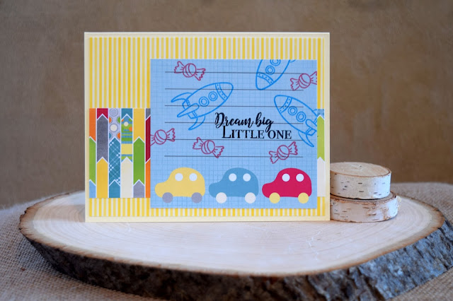 10 Cards 1 Kit from the January 2018 Love from Lizi Kit by Jess Crafts