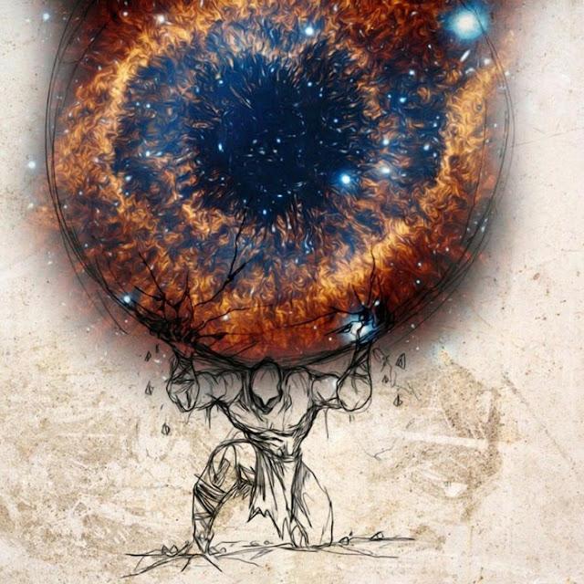 Atlas Eye of God Wallpaper Engine