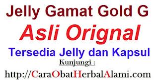 Jual khasiat KAPSUL dan JELLY GAMAT GOLD G ASLI ORIGINAL BPOM resmi