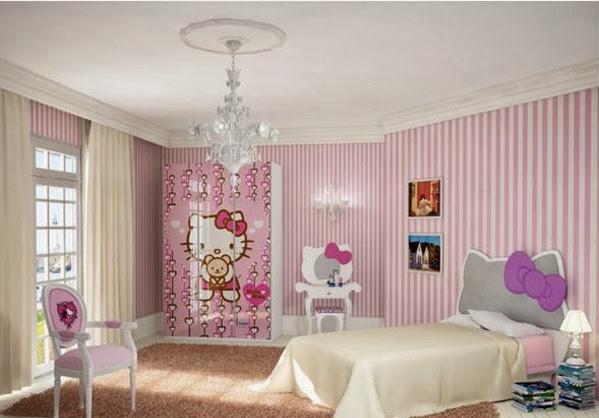 Chambre jeune fille design - Chambre de jeune ...