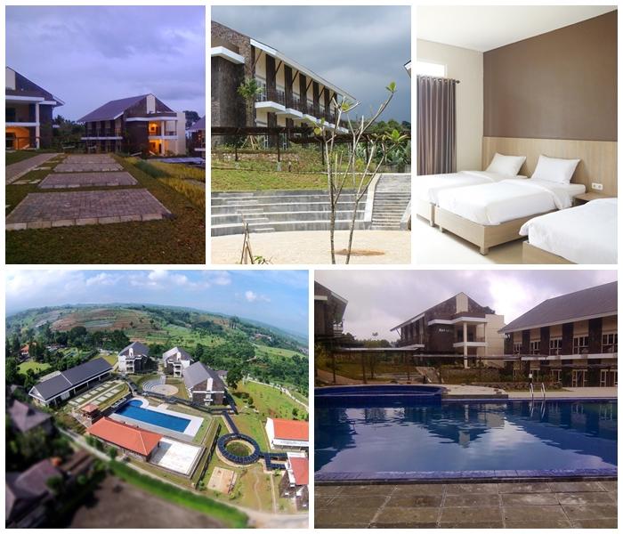 Villa Bukit Pancawati Bogor