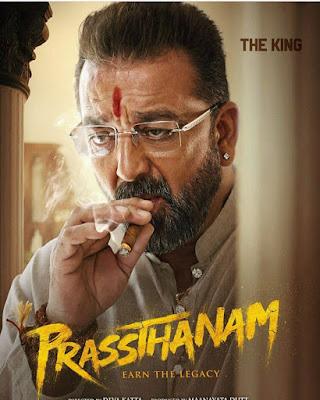Prassthanam 2019 Hindi Movie Pre-DVDRip 350Mb x264
