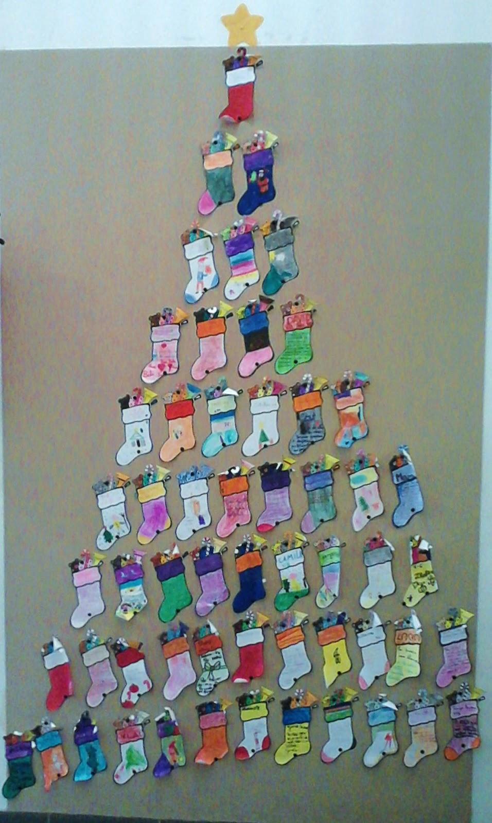 Atividades prontas para imprimir sugest o para mural de for Mural de natal 4 ano