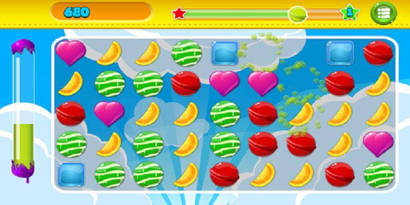 sweet candy bomb mod apk