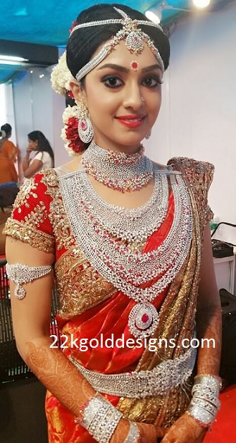 Arathi Pillai Wedding Jewellery