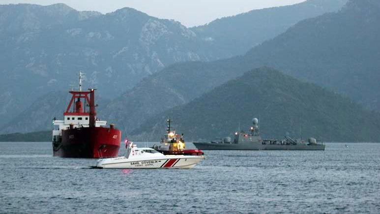 Σκηνικό έντασης «στήνει» η Τουρκία στο Αιγαίο