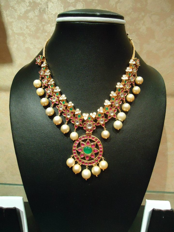 Indian Jewellery And Clothing Vintage Temple Collection