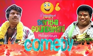 Sethupathi IPS | Tamil Movie Comedy | Vijayakanth | Meena | Srividya | Nambiar